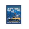 Mountaineers Publishing Freedom of the Hills Playing Cards