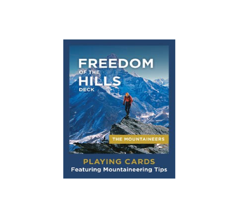 Freedom of the Hills Playing Cards