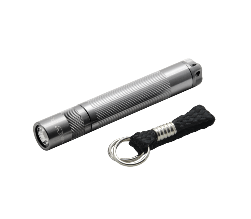 Maglite Solitaire Flashlight Grey