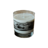 Moore Collection Moore Collection Tree Line Rocks Glass Candle