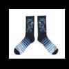 The Ampal Creative Ampal Creative Blue Reaper Socks