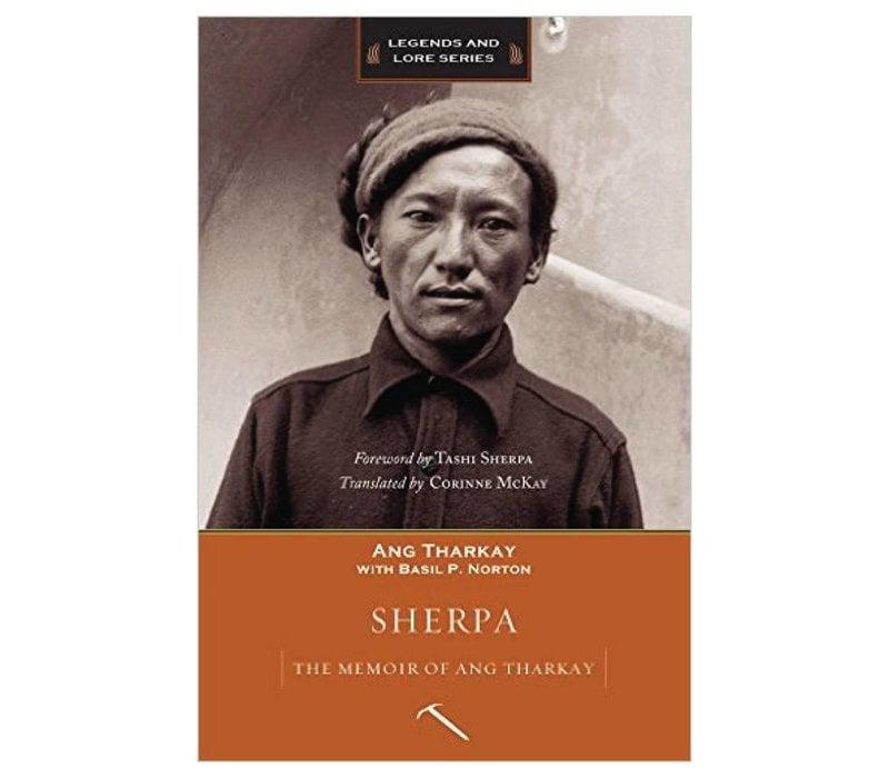 Sherpa : The Memoir Of Ang Tharkay
