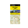 National Geographic National Geographic #1001 | John Muir Trail Map