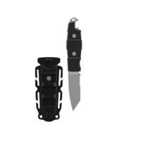 Gerber Kotu Tanto Survival Knife