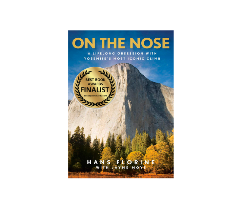 On the Nose - Hans Florine Book