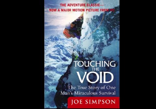 Touching the Void - Joe Simpson Book