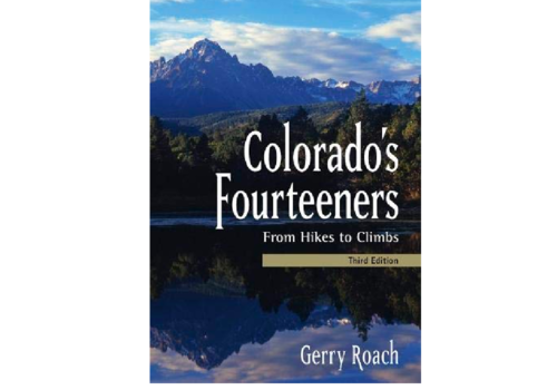 Colorado's Fourteeners Book 3rd Edition - Gerry Roach