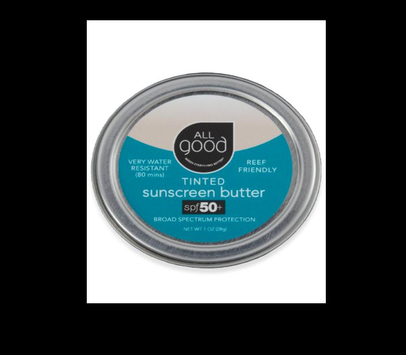 All Good Sunscreen Butter 1 oz.
