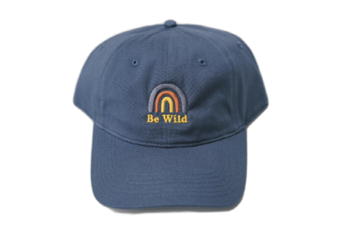 Keep Nature Wild Keep Nature Wild Be Wild Dad Hat Harbor Blue