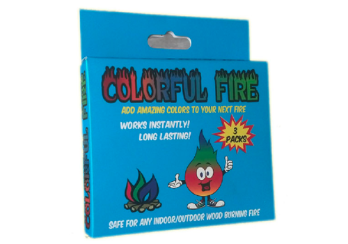 Colorful Fire Colorful Fire 3 Pack