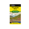National Geographic National Geographic 120: State Bridge   Burns Map