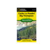 National Geographic National Geographic 101: Cache Le Poudre   Big Thompson Map