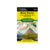 National Geographic National Geographic #314 Many Glacier Glacier National Park Map