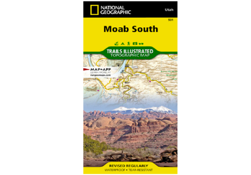 National Geographic National Geographic 501: Moab South