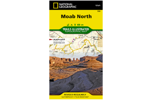National Geographic National Geographic 500: Moab North