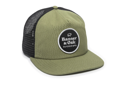 Banner and Oak Banner & Oak Home Free Hat
