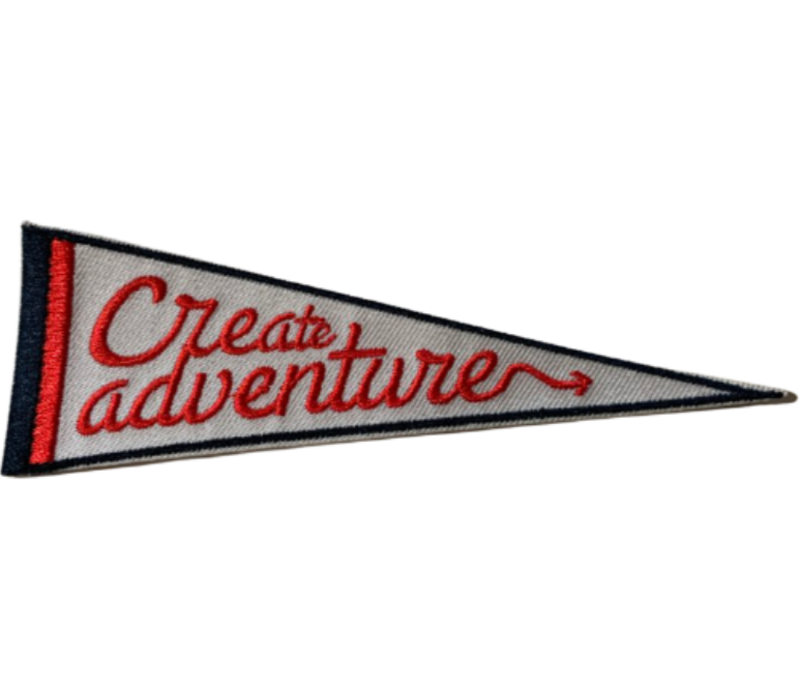 FERAL Create Adventure Patch Jockey Hat