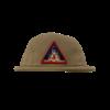 FERAL FERAL A-Frame Patch Jockey Hat