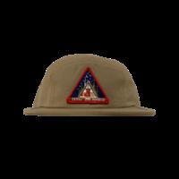 FERAL A-Frame Patch Jockey Hat