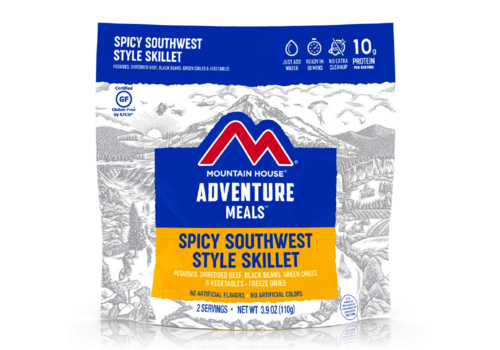 Mountain House Mountain House Spicy Southwest Style Skillet Freeze Dried Meall