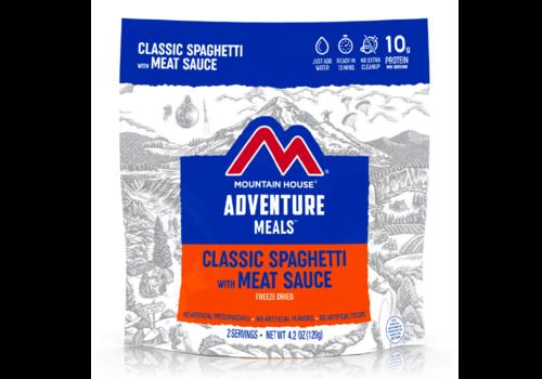 Mountain House Mountain House Spaghetti w' Meat Sauce Freeze Dried Meal