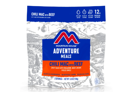 Mountain House Mountain House Chili Mac with Beef Freeze Dried Meal