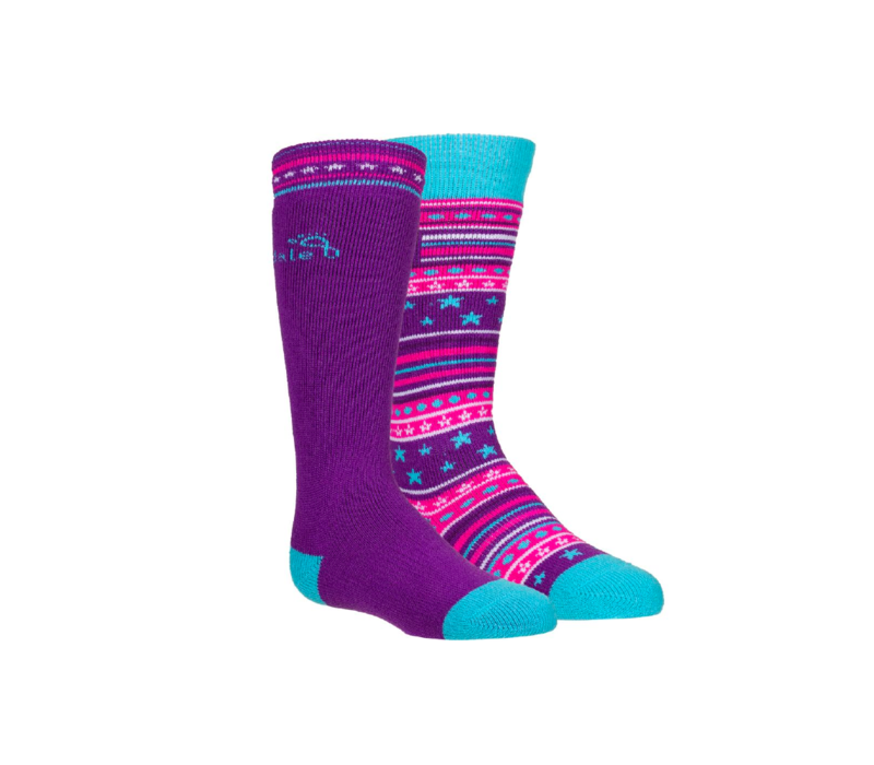 Bridgedale Kid's Merino Ski Socks 2 Pack