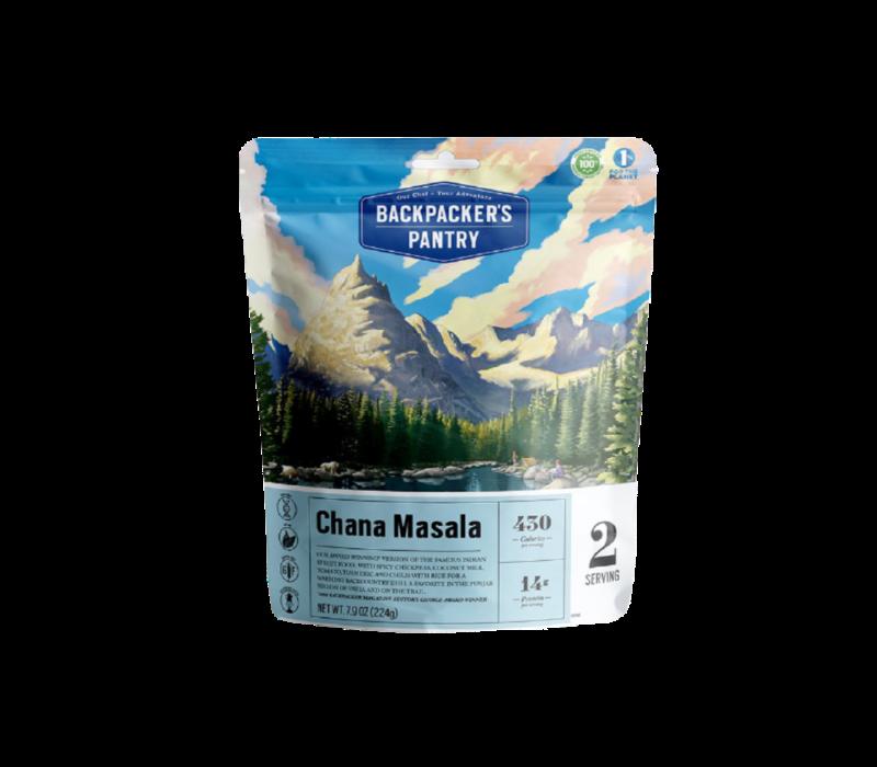Backpacker's Pantry Chana Masala Freeze-Dried Meal