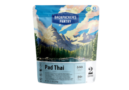 Backpacker's Pantry Backpacker's Pantry Pad Thai Freeze-Dried Meal