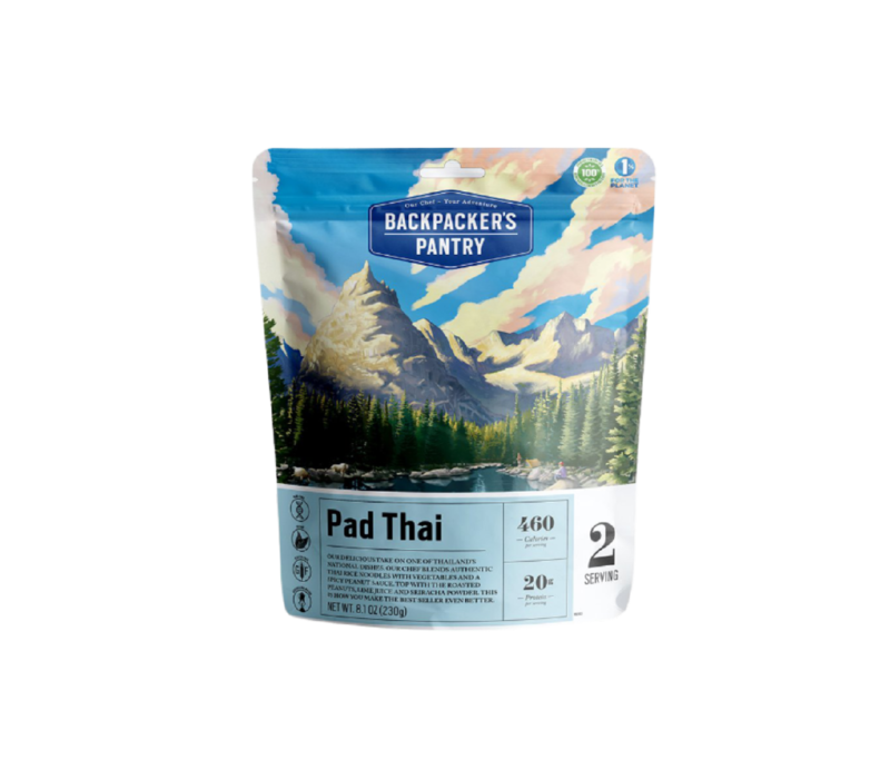 Backpackers Pantry Pad Thai