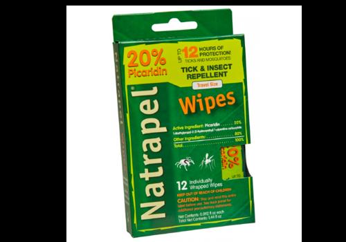 Natrapel Insect Repellent Wipes