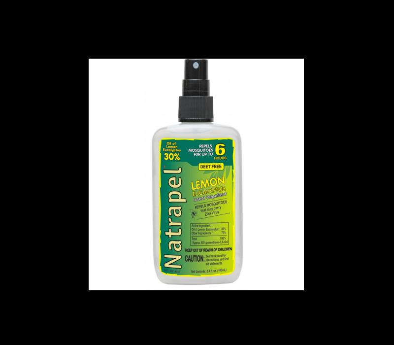 Natrapel 12 Hour Insect Repellent Pump Spray 3.4 oz