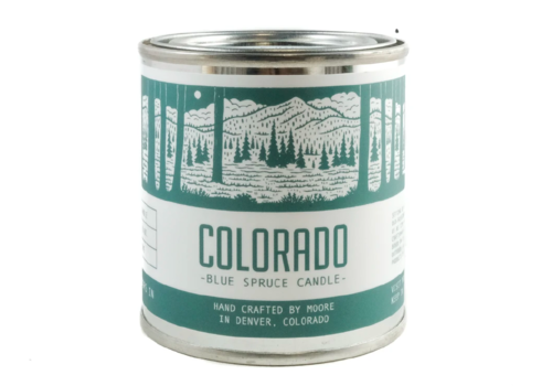 Moore Collection Moore Collection 1/2 Pint Candle Colorado