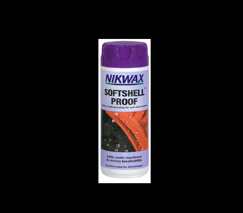 Nikwax Softshell Proof Wash-In