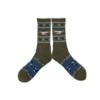 The Ampal Creative Ampal Creative Heather Thunderbird Socks