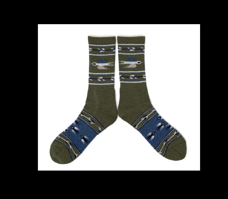 Ampal Creative Heather Thunderbird Socks