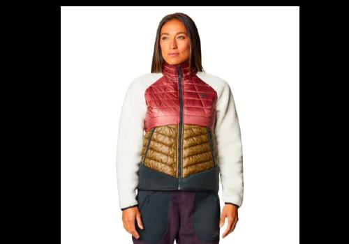 Mountain Hardwear Mountain Hardwear Women's Altius Hybrid Jacket
