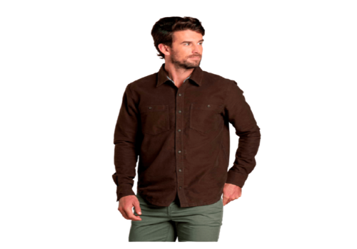 Toad & Co Toad and Co. Men's Morrison Shirt Jacket