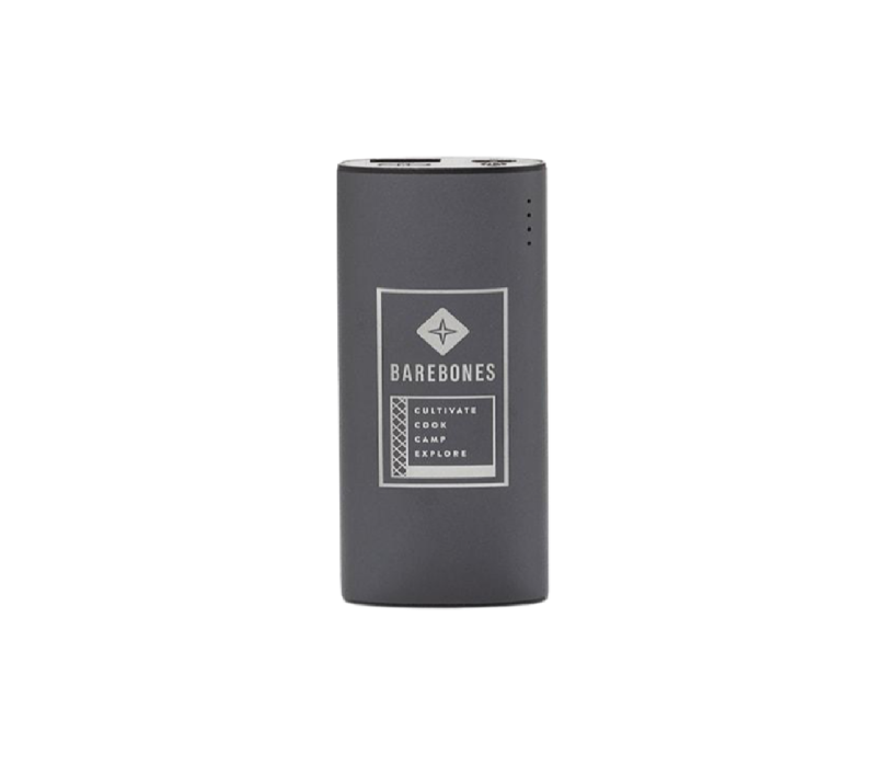 Barebones Living 4400 MAH Lithium Ion Portable Charger