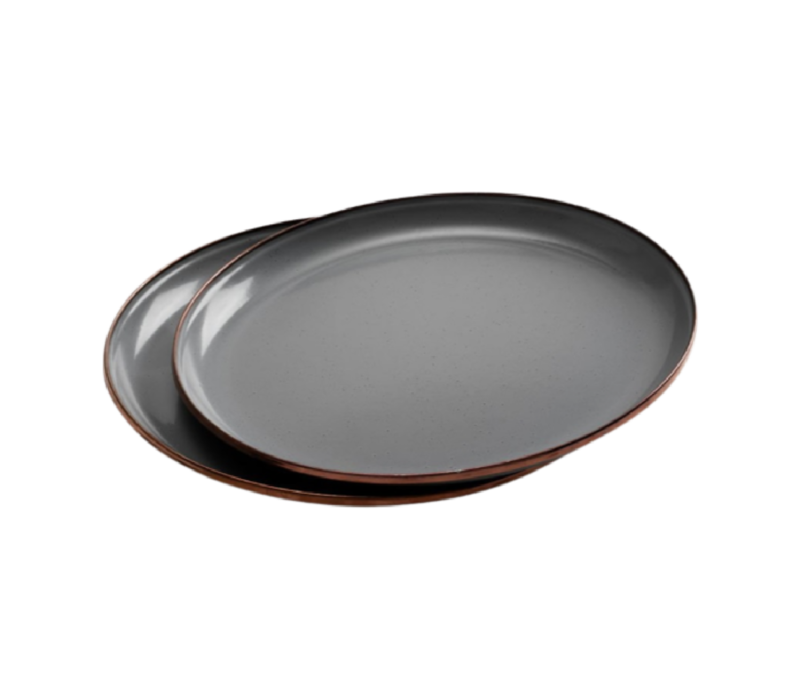 Barebones Living Salad Plate Set