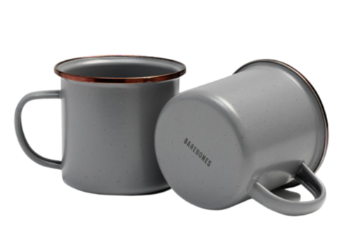 Barebones Living Barebones Living Enamel Cup Set