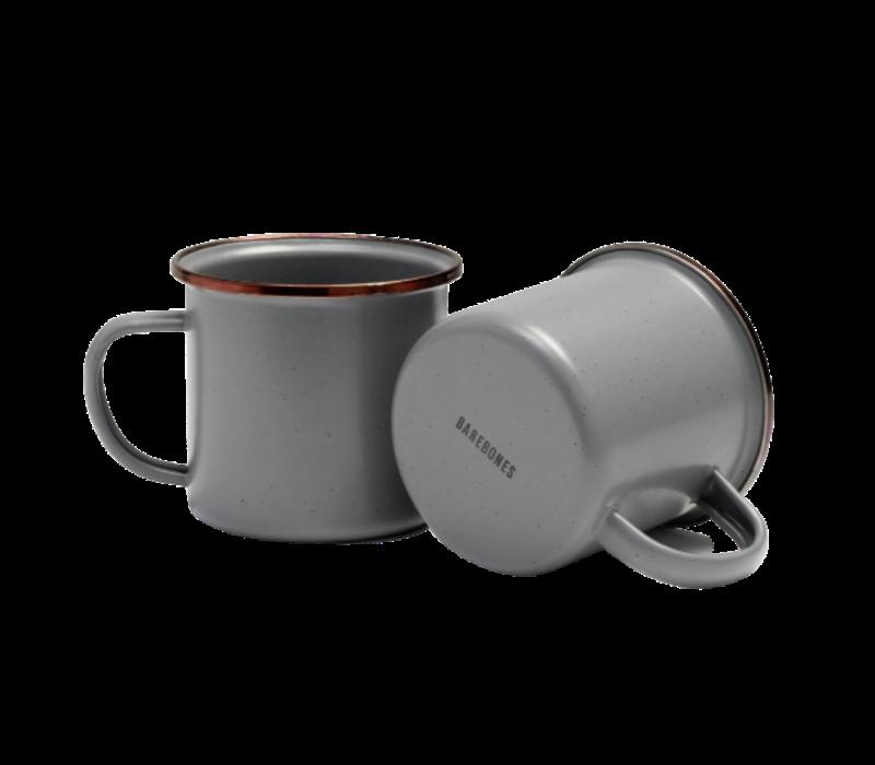 Barebones Living Enamel Cup Set
