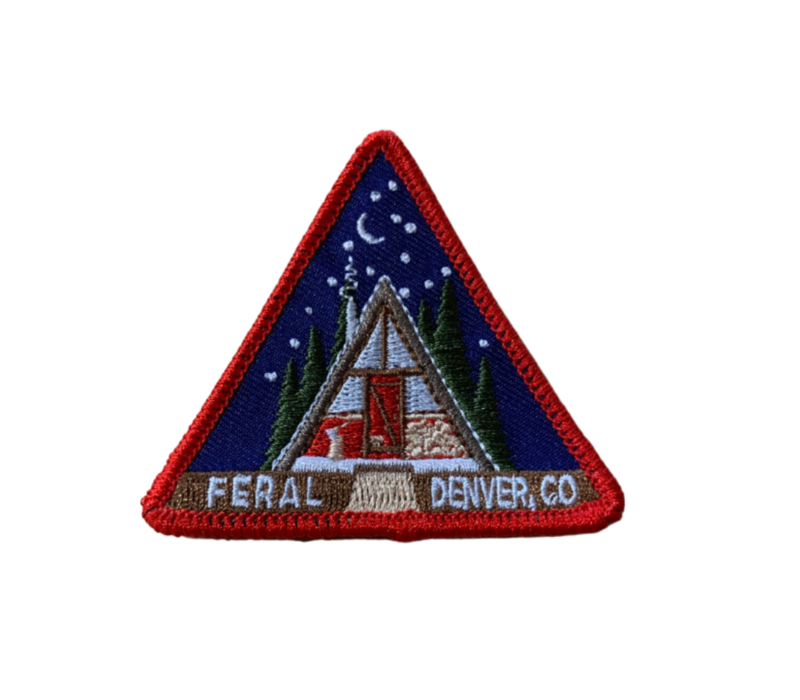 FERAL A-Frame Patch