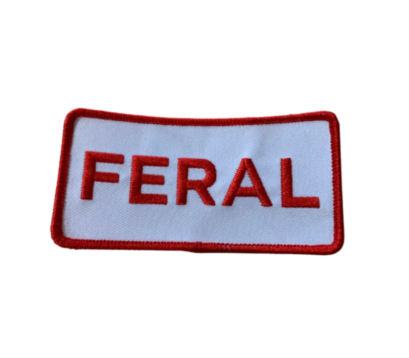 FERAL Bold Patch