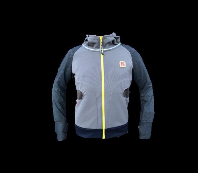 Vander Jacket Men's Style #7 Gray | Navy
