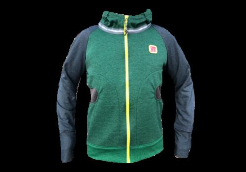 Vander Jacket Men's Style #8 Green | Navy Jacket