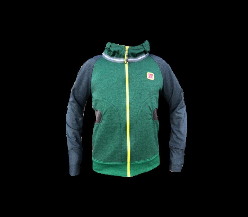 Vander Jacket Men's Style # Green | Navy Jacket