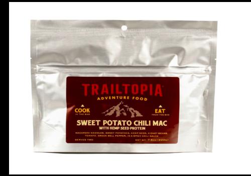 Trailtopia Trailtopia Sweet Potato Chili Mac Freeze Dried Meal 2 Serving
