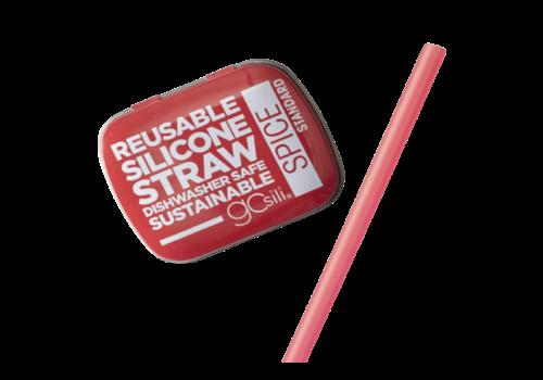 GoSili GoSili Standard Straw Tin