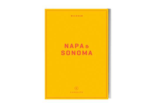 Wildsam Napa & Sonoma Field Guide